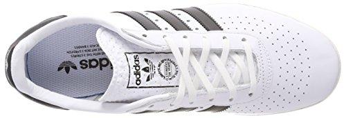 adidas 350, Sneaker Uomo Bianco (Footwear White/core Black/off White)