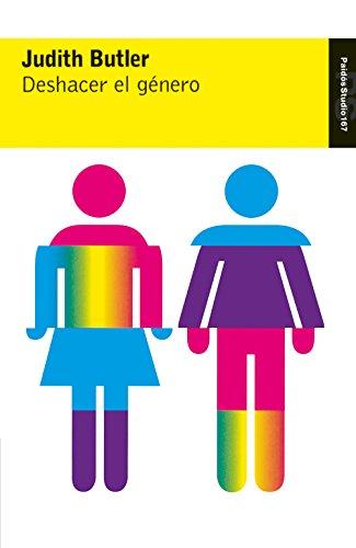 Deshacer el género por Judith Butler
