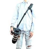 La foto & Tech Sport Extreme sangle permet un confort optimal et un maintien sûr pour photographes et vidéographes active qui Shoot en déplacement. La conception intelligente confortablement sur l'épaule et sur le torse. Il comprend également une...