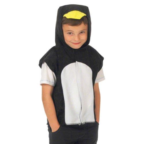 bard lite for kids Animal Fancy Dress (Penguin Party Supplies)