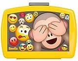 Emotix Brotdose mit Einsatz
