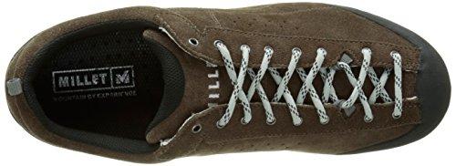 Millet Friction, Chaussures de Randonnée Basses Homme Marron