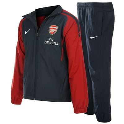 Nike Arsenal Training Suit 2011/12 - Youth - Navy-YL | 147-158 -