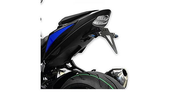 K A Kennzeichenhalter Suzuki Gsx S 750 1000 F 17 Verstellbar Inkl Reflektorhalter Auto