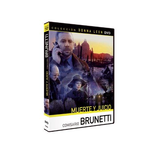 Preisvergleich Produktbild Comisario Brunetti: Muerte Y Juicio (Import) [2013]