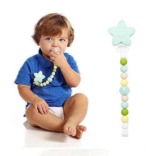 Dentición collar madres - collar/del oficio BPA sin