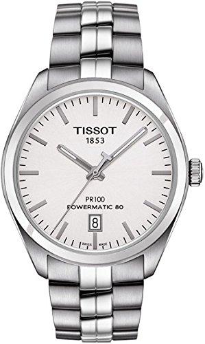 Tissot T1014071103100 T-Classic PR 100 Powermatic 80 Automatic Herren Uhr