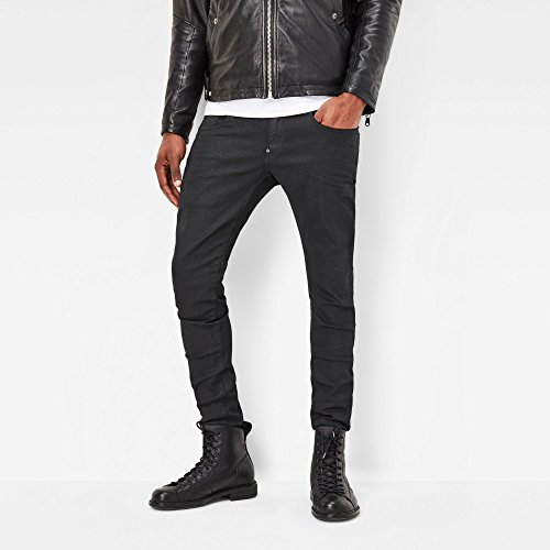 G-STAR RAW Revend Super Slim, Jeans Homme Bleu (3d dark aged 2967)