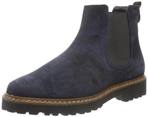 Sioux Damen Vesela Chelsea Boots Blau (Notte)