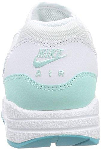 Nike Air Max 1 Essential Damen Sneakers Weiß (Mehrfarbig)