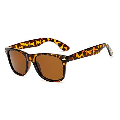 CCGSDJ Heißer Polarisierte Männer Vintage Sonnenbrille Nacht Fahren Brille Unisex Spiegel Sonnenbrille Großhandel