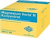 Magnesium Verla N Konzentrat 100 stk