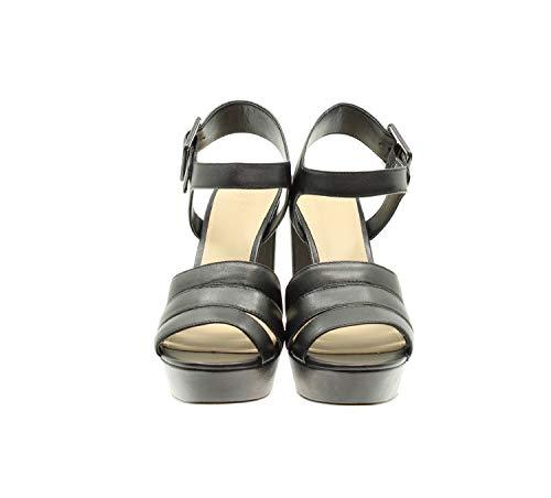 Guess Fl6lyllea03 Sandalo Donna Nero 35