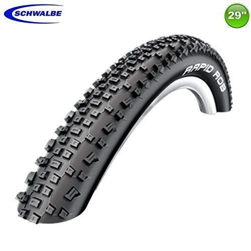 fahrraddecken 1 x Schwalbe Rapid Rob Fahrraddecke Mantel Reifen 29 x 2.10-54-622