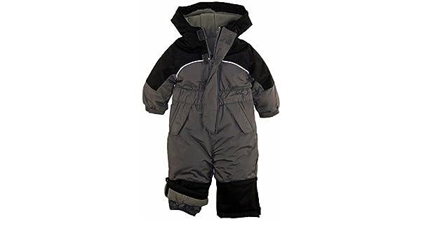 154329e8e iXtreme Baby Boys Snowmobile One Piece Winter Snowsuit