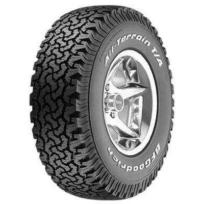 KIT 4 PZ PNEUMATICI GOMME BF GOODRICH ALL TERRAIN TA 265/70R16LT 121/118S TL OFF_ROAD