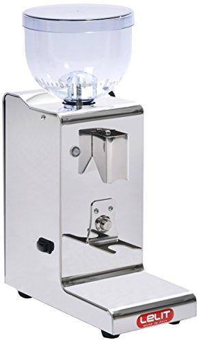 Lelit Kaffeemühle PL044MMT silber