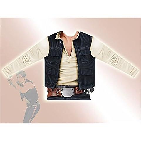 Han Costumes Solo Adulte - Viving Costumes Viving Costumes231014Han Solo pour homme