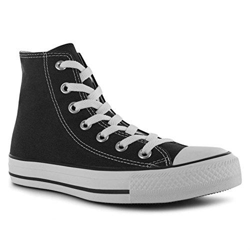 Converse Chuck Taylor All Star Season Hi Sneaker Schwarz