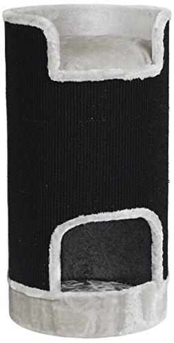 katzeninfo24.de Beeztees 408830 Kratztonne Catchy, 75 x 38 cm, schwarz