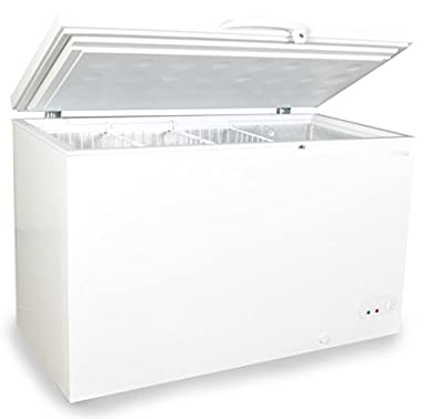 Capital Midas 450 Chest Freezer | A+ Rated | 3 Year Warranty | Large Chest Freezer
