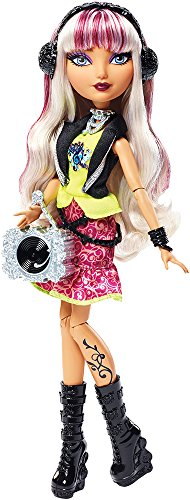 Ever After High Melody Piper Doll By Mattel