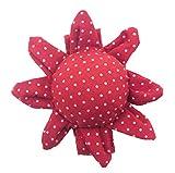 1 Puntaspilli da polso, comodo e leggero da indossare, colore Rosso