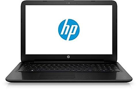 HP 15-ac126ng (W0Y67EA) 39,6 cm (15,6 Zoll Full HD) Notebook (Intel Pentium N3700, 8 GB RAM, Intel HD Grafikkarte, SuperMulti DVD-Brenner, Windows 10)