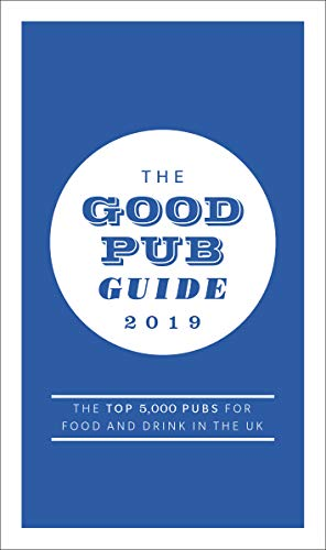 The Good Pub Guide 2019 (English Edition) -