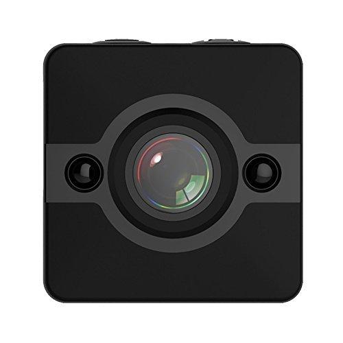 Wasserdichte Mini Kamera SQ12 HD Sport Action Kamera Nachtsicht Camcorder 1080 P DV Video Recorder Infrarot Auto DVR Kamera Bewegungserkennung Fuer Fahrrad Motorrad Ski Tauchen
