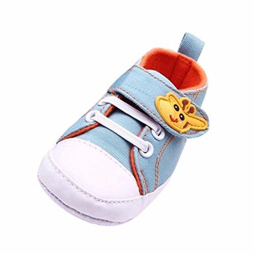 Zapatos Bebe,Fossen Suela Blanda Primeros Pasos Antideslizante