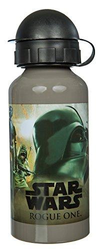 Scooli SWRO9890 Aluflasche, Disney Star Wars Rogue One