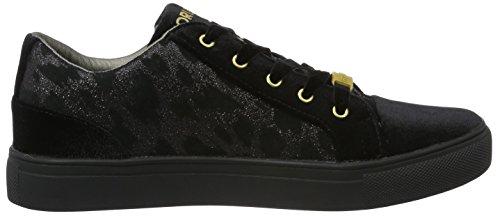 Fiorucci Damen FDAH0 Sneakers Schwarz (Nero)