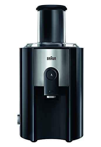 Braun J500 Juicer - Black