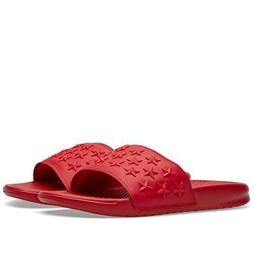 Nike Herren Benassi Jdi QS Turnschuhe, Rojo (Gym Red / Gym Red), 38 1/2 EU