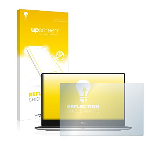 upscreen Matt Schutzfolie für Dell XPS 13 9360 - Entspiegelt, Anti-Reflex, Anti-Fingerprint