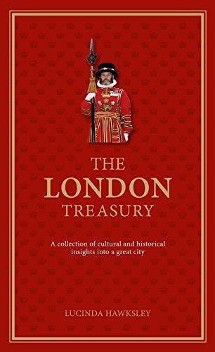 London Treasury by Lucinda Hawksley (2016-03-03)