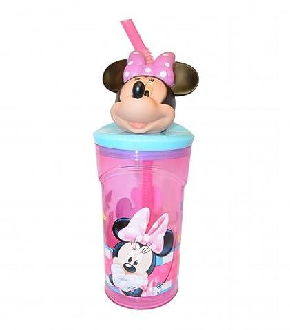 Glas figürchen 3d Minnie Mouse (12/24)
