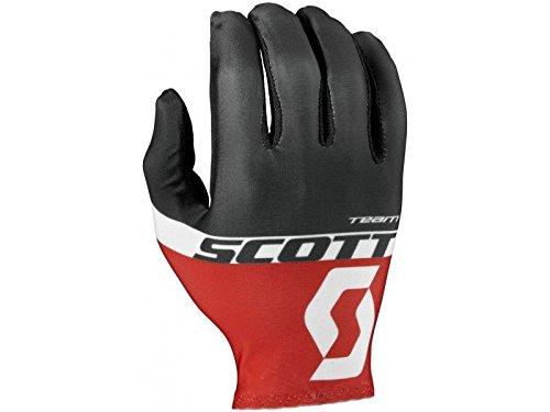guanti scott Scott Guanti Glove RC Team LF Colore Nero-Bianco-Rosso Taglia L