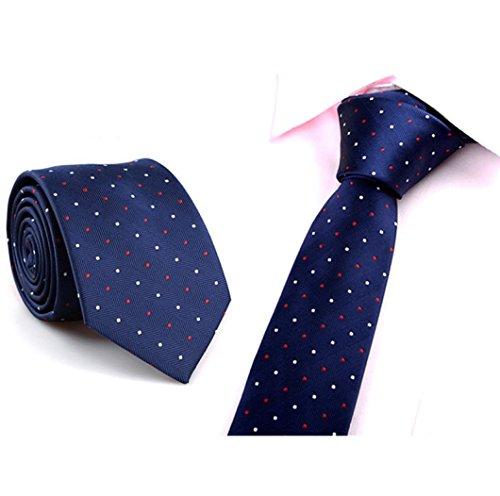 STRIR Corbata para Hombre Multicolores Moda Clasica (K)