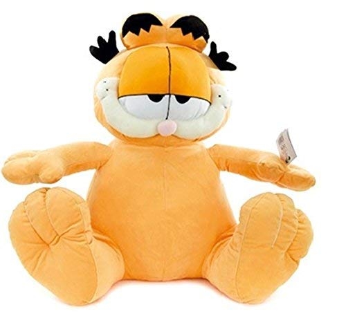 "Plush Soft Toy GARFIELD The Cat SITTING Big 22"" (55cm) - 100% ORIGINAL"