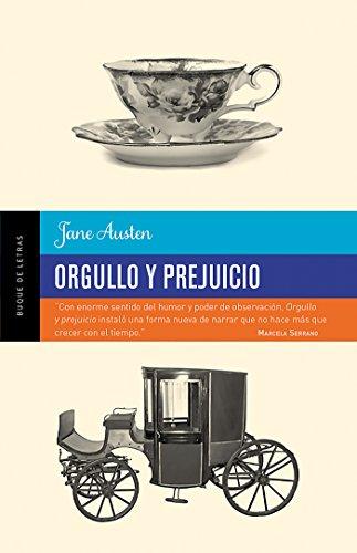 Orgullo y prejuicio (Buque de letras) eBook: Jane Austen, Lilia ...