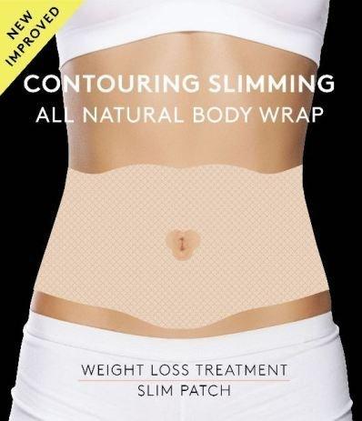 Contouring Abnehmen All Natural Body Wrap 10 Anwendungen