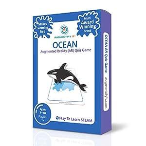 AugmentifyIt AR OCEAN Cards