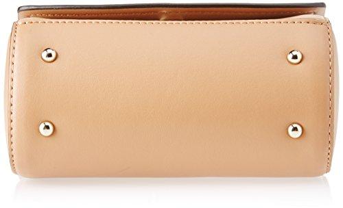 Guess Hwsc6421780, Borsa a Mano Donna, 15 x 26.5 x 41 cm (W x H x L) Multicolore (Caramel)