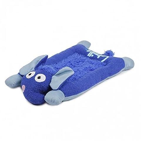 catzilla–Elephant Magic Mat Blue–Tapis pour chat Extra Large–Éléphant