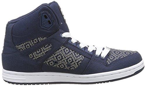 DC Shoes Damen Rebound Tx Se High-Top Blau (Navy - Na4)