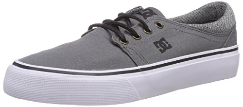 DC Shoes Trase Tx Se, Baskets mode homme Gris (Dark Shadow)