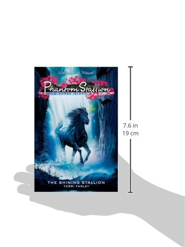 The Shining Stallion: Bk. 2 (Phantom Stallion: Wild Horse Island)