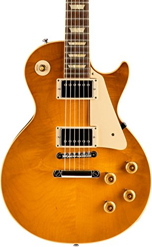 GIBSON TRUE HISTORIC 1958 LES PAUL REISSUE VLB · GUITARRA ELECTRICA